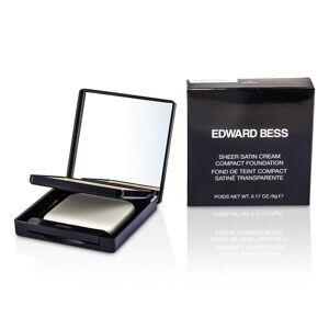 Edward Bess Sheer Satin Cream Compact Foundation - 05 Natural