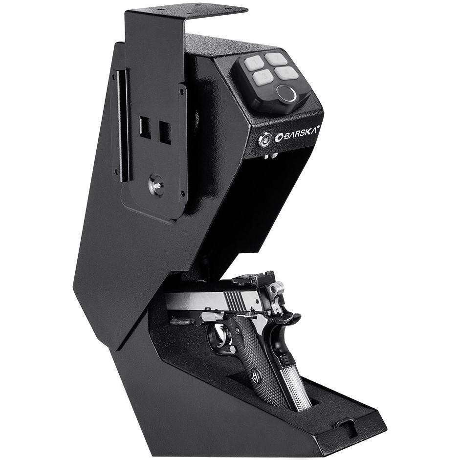 Barska Quick Access Electronic Biometric Fingerprint Gun Safe