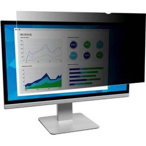 "3M Wholesale Privacy Filters: Discounts on 3M™ Privacy Filter for 27"" Widescreen Monitor MMMPF270W9B"