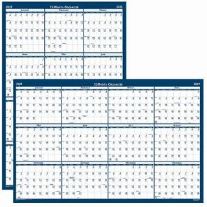 House of Doolittle Recycled Laminated Reversible Planner