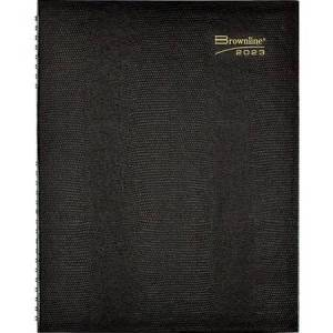 Brownline CoilPro Hard Cover Appointment Book