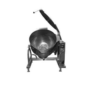 Groen DH-80C 80 gal Steam Kettle - Manual Tilt, 2/3 Jacket, Liquid Propane