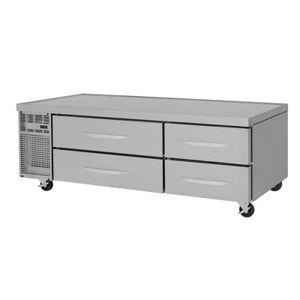 """Turbo Air """"Turbo Air PRCBE-72F-N 72"""""""" Chef Base Freezer w/ (4) Drawers - 115v"""""""