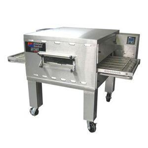 "Marshall ""Middleby Marshall PS638G-3 38"""" Gas Triple Impingement Conveyor Oven - Liquid Propane"""