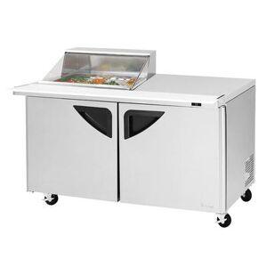"Turbo Air ""Turbo Air TST-60SD-12M-N-CL 60 3/8"""" Sandwich/Salad Prep Table w/ Refrigerated Base, 115v"""