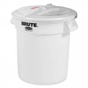 Rubbermaid FG9G7300WHT ProSave Combo Unit - 100 cup Container, 2 cup Scoop, White