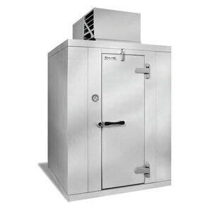 """Kolpak """"Kolpak QS7-612-CT R Indoor Walk-In Refrigerator w/ Top Mount Compressor, 5' 10"""""""" x 11' 7"""""""""""""""