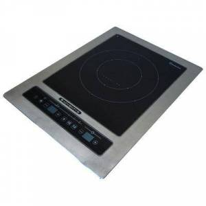 Equipex DRIC 2500 Drop In Commercial Induction Cooktop w/ (1) Burner, 2 1/2 kW, 208 240v/1ph