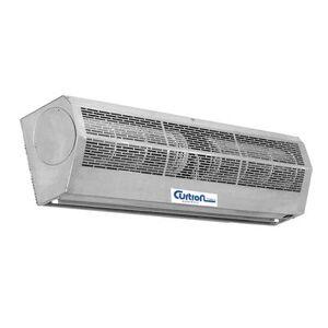 "Curtron ""Curtron AP-2-60-1-SS 60"""" Unheated Air Curtain - (2) Speed, Stainless, 120v"""
