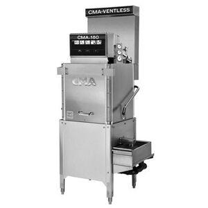 CMA Dishmachines CMA-180-VL High Temp Door Type Dishwasher w/ Booster Heater, 208v/1ph
