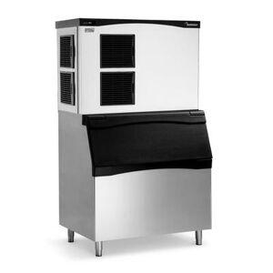 Scotsman C1848SA-32/BH1600BB-A 1909 lb Half Cube Ice Maker w/ Bin - 1755 lb Storage, Air Cooled, 208-230v/1ph
