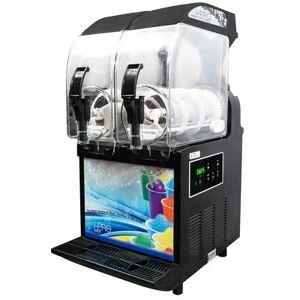 "Crathco ""Crathco I-PRO 2M LIGHT Frozen Drink Machine w/ (2) 2 9/10 gal Bowls, 16""""W, 115v"""