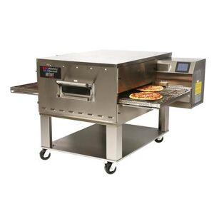 "Marshall ""Middleby Marshall PS640G-3 40 1/2"""" Gas Triple Impingement Conveyor Oven - Liquid Propane"""