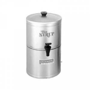 Cecilware Pro SD2 Syrup Warmer w/ 2 gal Capacity, 120v