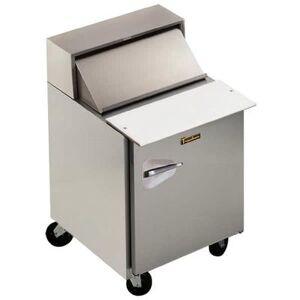 "Traulsen ""Traulsen UPT3212-L 32"""" Sandwich/Salad Prep Table w/ Refrigerated Base, 115v"""