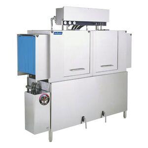 "Jackson AJ-64CE 80"""" High Temp Conveyor Dishwasher w/ Electric Tank Heat, 208v/3ph"""