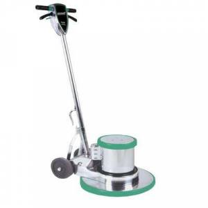 Bissell BGC-2 FMC Floor Machine w/ Interchangeable Aprons, Aluminum