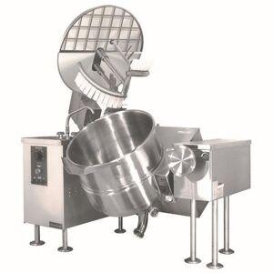 Cleveland MKGL60T 60 gal Steam Kettle - Manual Tilt, 2/3 Jacket, Liquid Propane