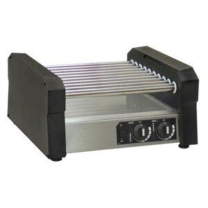 Gold Medal 8550-00-000 27 Hot Dog Roller Grill - Slanted or Flat Top, 120v