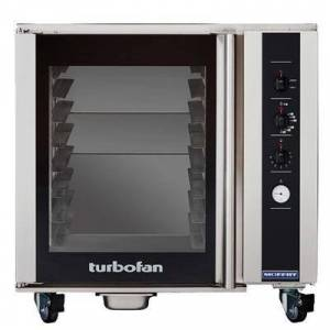 Moffat P85M8 Turbofan? Half Height Insulated Mobile Heated Cabinet w/ (8) Pan Capacity, 110-120v