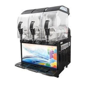"Crathco ""Crathco I-PRO 3M Frozen Drink Machine w/ (3) 2 9/10 gal Bowls, 23""""W, 115v"""