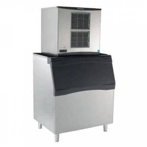 Scotsman FS1222A-32/B530S/KBT27 1100 lb Prodigy Plus? Flake Ice Maker w/ Bin - 536 lb Storage, Air Cooled, 208-230v/1ph