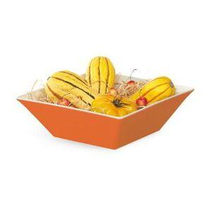 GET ML-248-ST 5 7/10 qt Melamine Serving Bowl, Orange