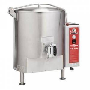 Vulcan GT150E LP 150 gal Steam Kettle - Stationary, Full Jacket, Liquid Propane