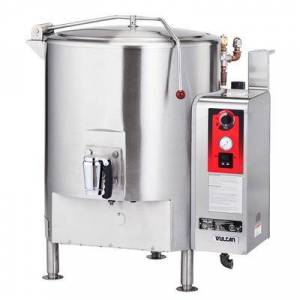 Vulcan ET125 125 gal Steam Kettle - Stationary, Full Jacket, 208v/3ph
