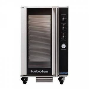 Moffat P10M Turbofan? Half Height Insulated Mobile Heated Cabinet w/ (10) Pan Capacity, 110-120v