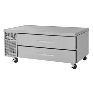 """Turbo Air """"Turbo Air PRCBE-60F-N 60"""""""" Chef Base Freezer w/ (2) Drawers - 115v"""""""