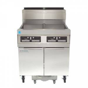 Frymaster SCFHD460G Gas Fryer - (4) 80 lb Vats, Floor Model, Liquid Propane
