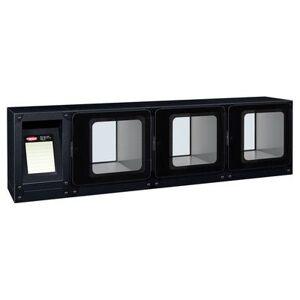 "Hatco ""Hatco F2G-3-C 3 Compartment Countertop Heated Food Locker - 61""""W x 23 1/8""""D x 16 7/8""""H, 120v"""