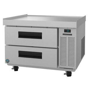 "Hoshizaki ""Hoshizaki CR36A SteelHeart 36 1/2"""" Chef Base w/ (2) Drawers, 115v"""
