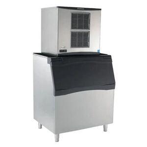 Scotsman NS0922A-32/B530P/KBT27 956 lb Prodigy Plus? Nugget Ice Maker w/ Bin - 536 lb Storage, Air Cooled, 208-230v/1ph