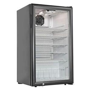 """Cecilware Pro """"Cecilware Pro CTR3.75 19"""""""" Countertop Refrigerator w/ Front Access - Swing Door, Black, 120v"""""""