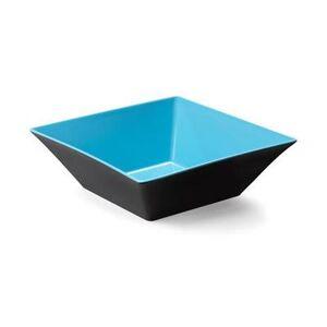 GET ML-248-BL/BK 5 7/10 qt Melamine Serving Bowl, Blue/Black