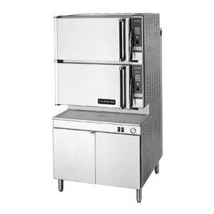Cleveland 36CGM16300 (16) Pan Convection Steamer - Cabinet, Liquid Propane