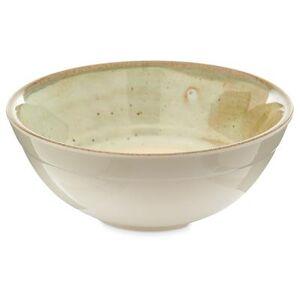 Carlisle GA5501170 20 oz Melamine Bowl, Adobe