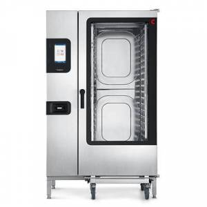 Convotherm C4ET20.20GBDD120/60/1 FUll Size Roll In Combi Oven, Boiler Based, Natural Gas