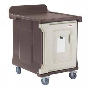 Cambro MDC1520S10DHD194 10 Tray Ambient Meal Delivery Cart