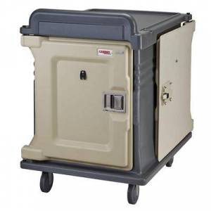 Cambro MDC1520S10D191 10 Tray Ambient Meal Delivery Cart