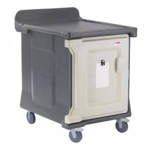 Cambro MDC1520S10DHD191 10 Tray Ambient Meal Delivery Cart