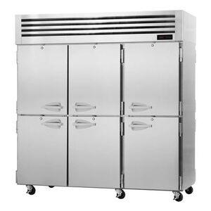 Turbo Air PRO-77-6H-PT Full Height Pass Thru Mobile Heated Cabinet w/ (9) Shelves, 208v/1ph
