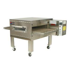 "Marshall ""Middleby Marshall PS540G-3 40 1/2"""" Gas Triple Impingement Conveyor Oven - Liquid Propane"""