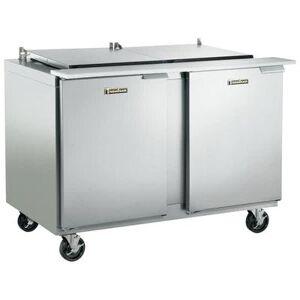"Traulsen ""Traulsen UST4812-LL 48"""" Sandwich/ Salad Prep Table w/ Refrigerated Base, 115v"""