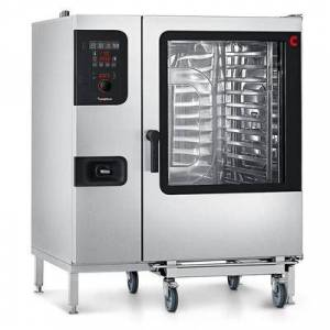 Convotherm C4 ED 12.20GB Full-Size Roll-In Combi-Oven, Boiler Based, Liquid Propane