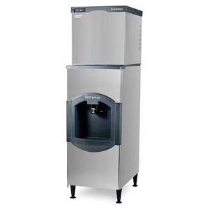 Scotsman C0630SW-32/HD30B-1 633 lb Half Cube Ice Maker w/ Ice Dispenser - 180 lb Storage, Bucket Fill, 208/230v/1ph