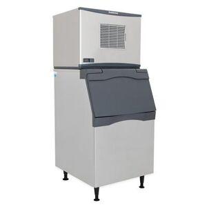 Scotsman C0330MW-1/B530P 420 lb Full Cube Ice Maker w/ Bin - 536 lb Storage, Water Cooled, 115v