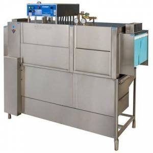 "Insinger ""Insinger ADMIRAL66-4 65 1/2"""" High Temp Conveyor Dishwasher w/ Steam Tank Heat, No Booster, 208v/3ph"""